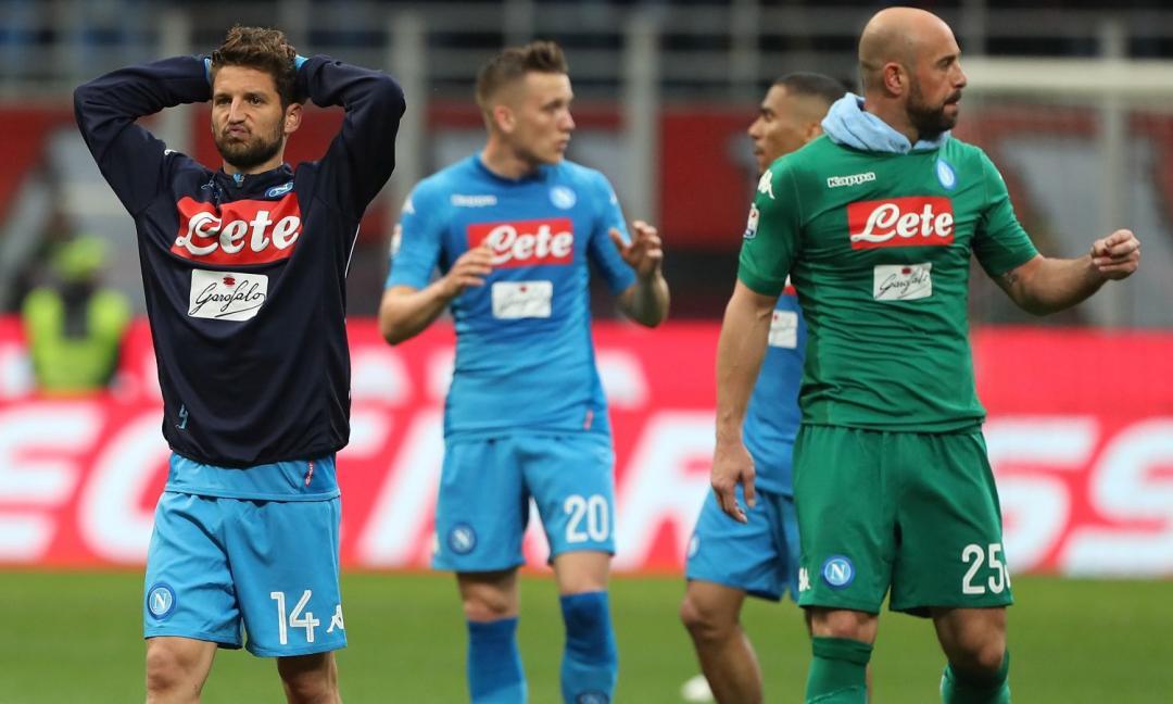 La finta lotta scudetto della Serie A