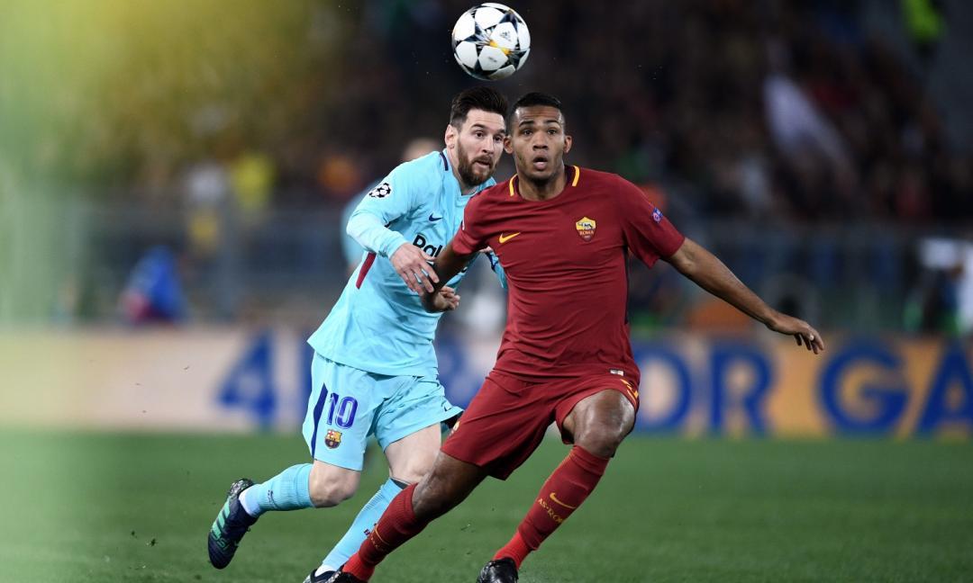 Roma, Juan Jesus richiesto da Lecce e Fiorentina