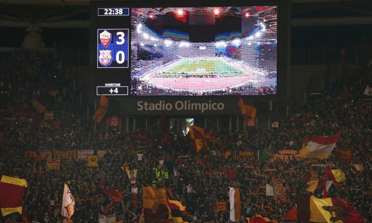 Ufficio Notifiche A Roma : Roma ribalta la storia i tifosi piangono ma pallotta aveva