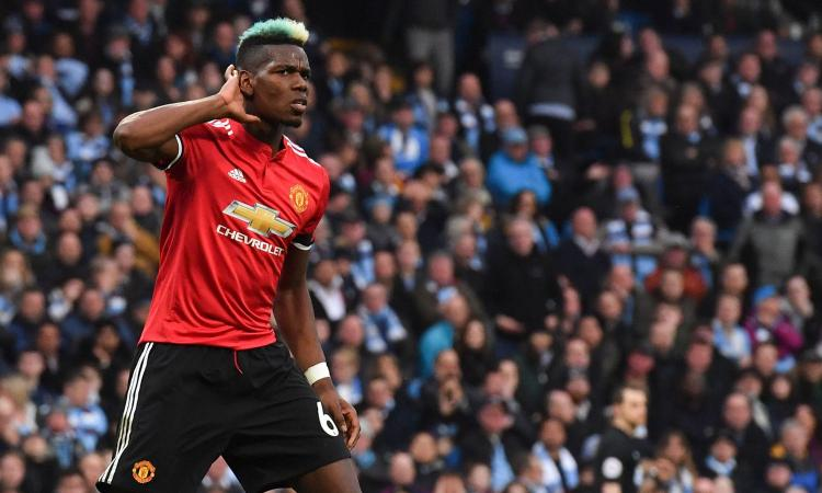 Manchester United, Pogba in campo per 45'