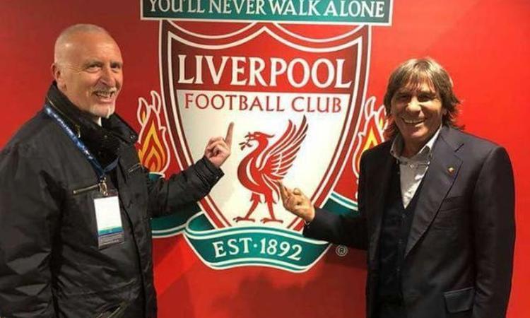 Pruzzo-Conti, vendetta 34 anni dopo: dito medio al Liverpool FOTO
