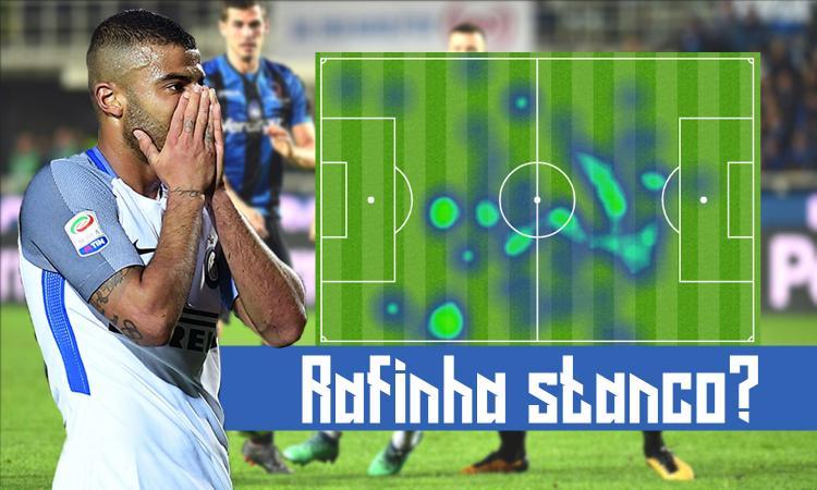 Inter, Rafinha è stanco? La colpa è di Spalletti (e di chi gli gioca accanto)