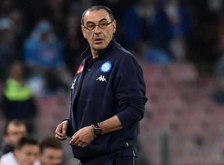 The many questions surrounding Sarri's status at Napoli