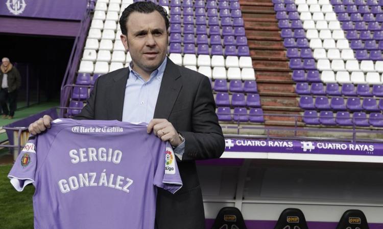 Valladolid: UFFICIALE Sergio Gonzalez nuovo allenatore