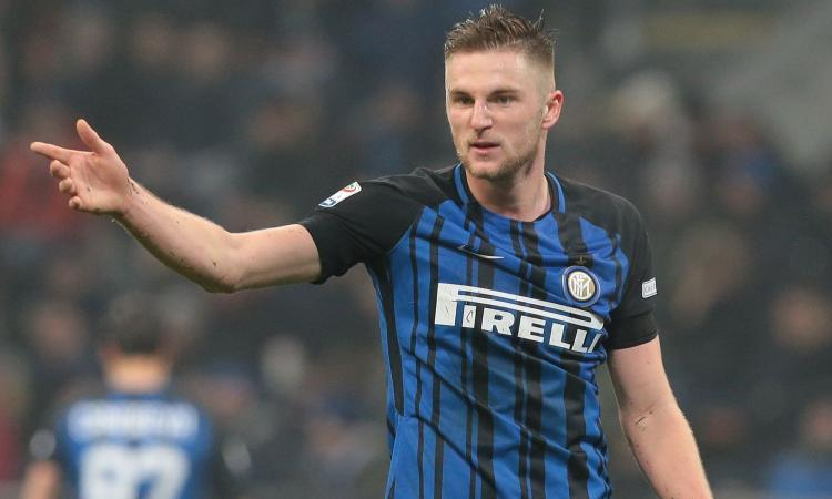 Inter, Skriniar su Instagram: 'Vedo la Champions League'