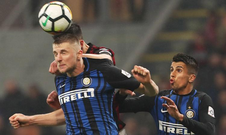 Inter, retroscena Skriniar: no a due offerte da 65 milioni