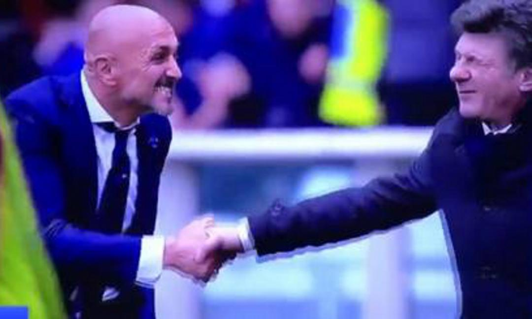 Due protagonisti a confronto: è Spalletti vs Mazzarri