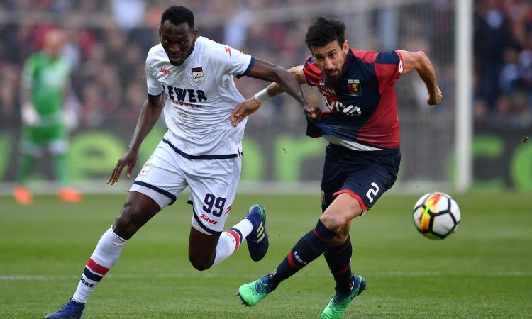 Il Cagliari mette nel mirino due difensori del Genoa