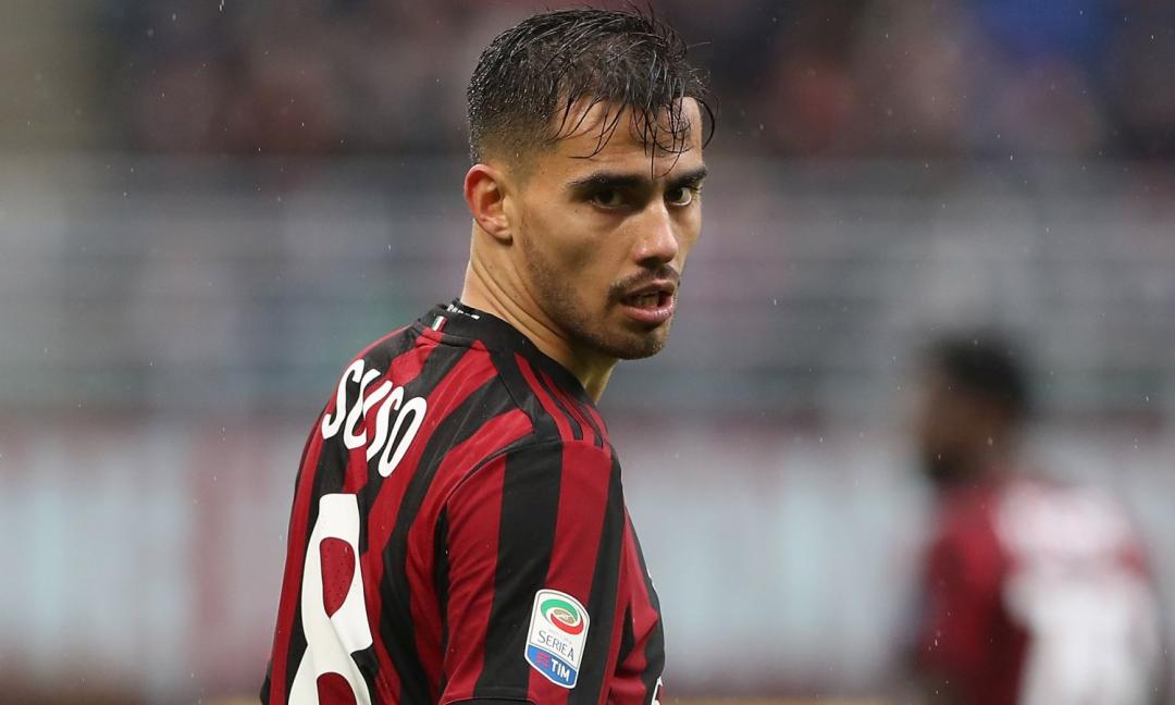 MILAN: Suso out, Brozovic e Callejon in