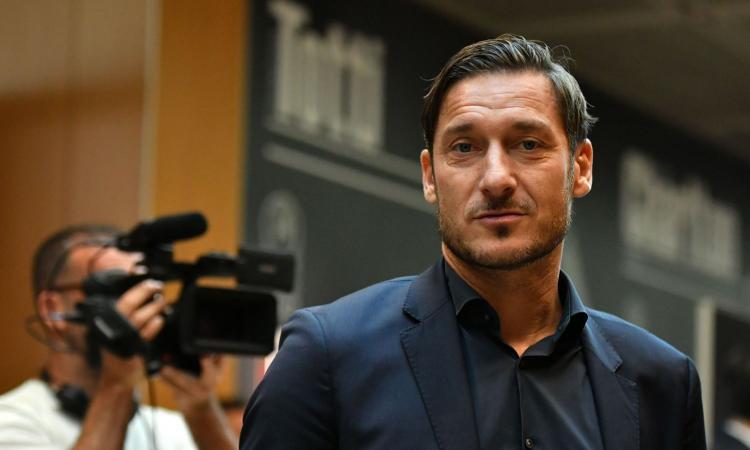 Roma avanti in Champions perché non c'è Totti: non è mai stato un fuoriclasse