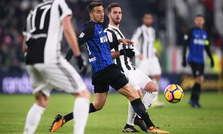 Inter-Juve: Spalletti rilancia Vecino, Allegri pensa a Cuadrado terzino