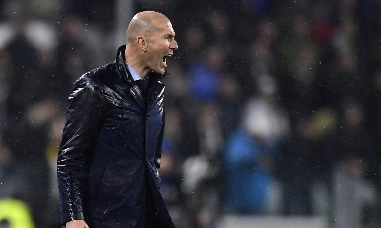 Clamoroso Real: torna subito Zidane?