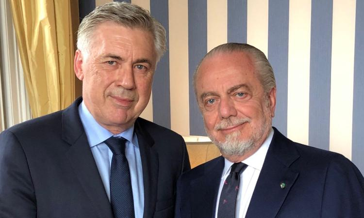ADL a ruota libera: 'Ancelotti tutta la vita. Scudetto? Pensiamo al fatturato'
