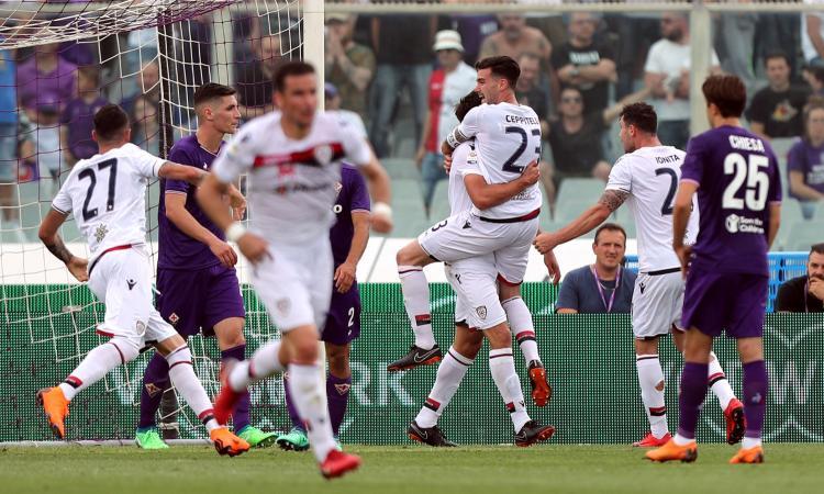 Vincono Cagliari, Chievo e Udinese, per la salvezza si decide tutto all'ultima