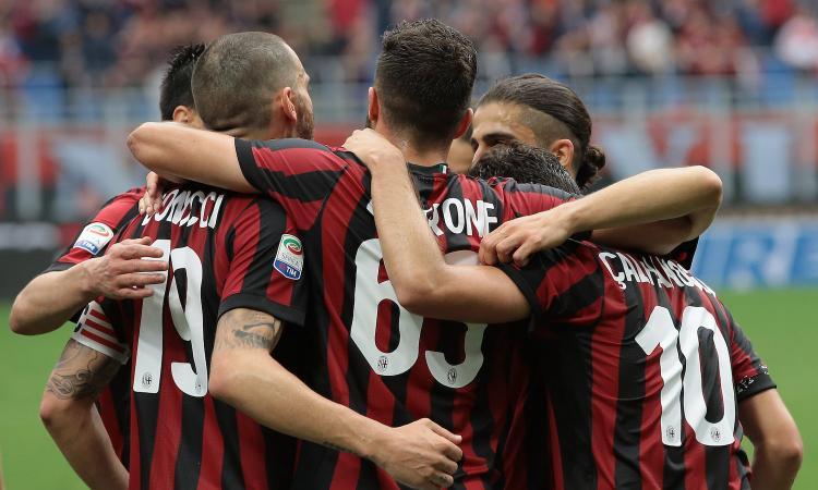 Milan direttamente ai gironi d'Europa League: con la Fiorentina finisce 5-1!