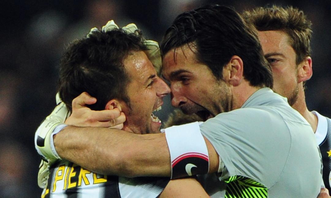 Ciao Gigi, sei stato grande, ma non sei Del Piero!
