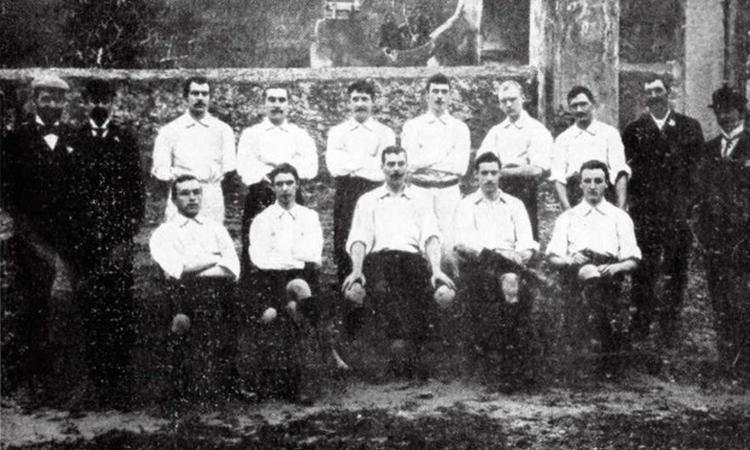 120 anni fa nasceva il campionato: fra gol e cannonate, così iniziò tutto