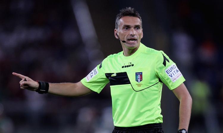 Frosinone-Sampdoria: arbitra Irrati