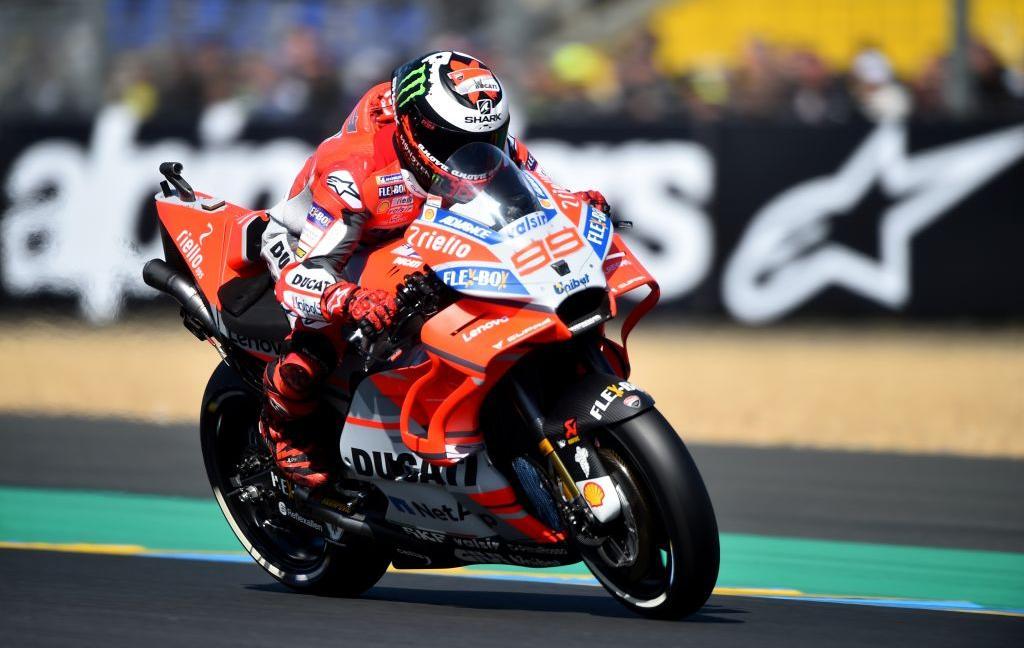 MotoGp: una Ducati così forte non la si vedeva da anni!