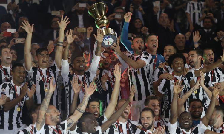Juve, ecco perché Marchisio ha alzato la Coppa Italia