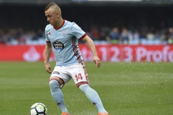Lobotka Celta Vigo porta palla