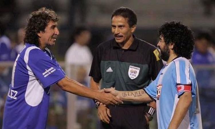 El Magico Gonzalez, il più forte dopo Maradona. Quella notte in hotel...