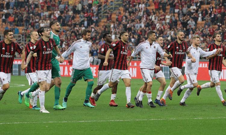 Milan, con Gattuso sei da Champions League: ecco da chi devi ripartire