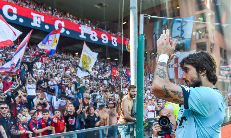 La partita più emozionante del Genoa: vince Beatrice. Per ora...