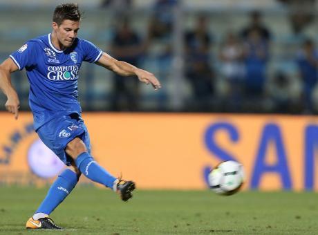 Sampdoria, no a Zajc per Kownacki
