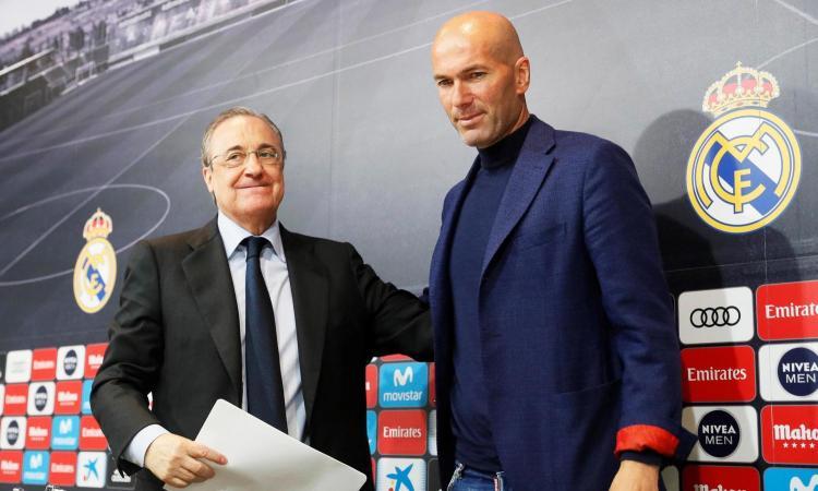 Real Madrid: Perez fiuta la maxi plusvalenza, in Premier tutte vogliono un attaccante
