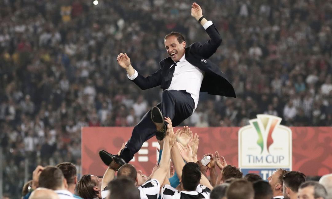 Allegri è il miglior allenatore della Juve di sempre