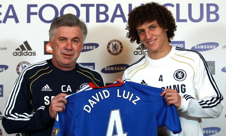 Dal Brasile: offerta del Napoli per David Luiz