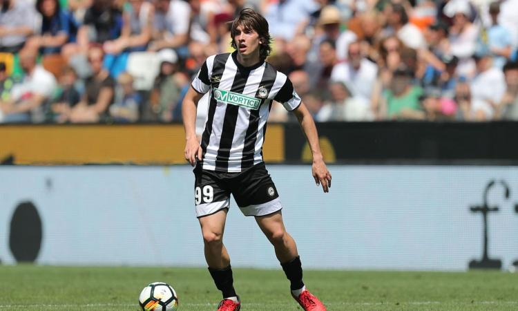 Udinese: si rivede Balic, out Pezzella, Machis e Teodorczyk