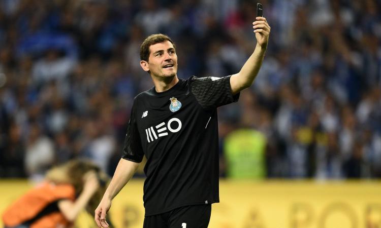 Porto, UFFICIALE: rinnova Casillas