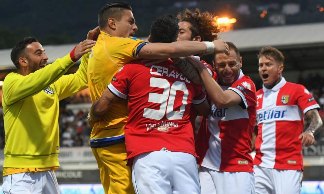 BentornAto Parma!