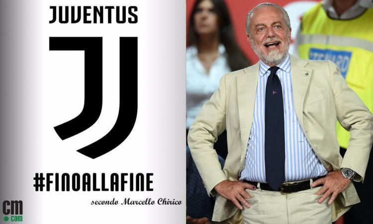 De Laurentiis, ma che dici? E' stato favorito il Napoli, mica la Juve...