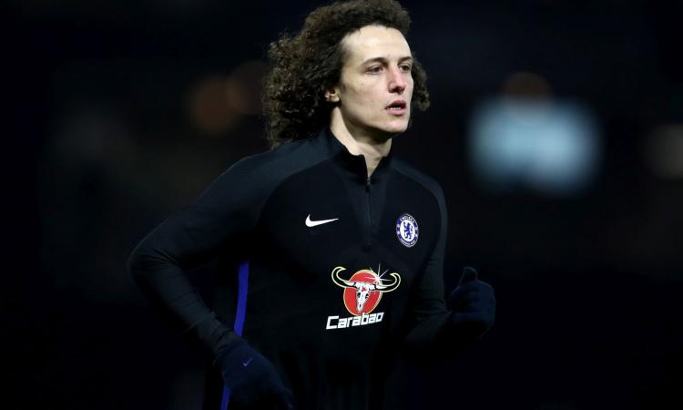 Juve, offerto David Luiz