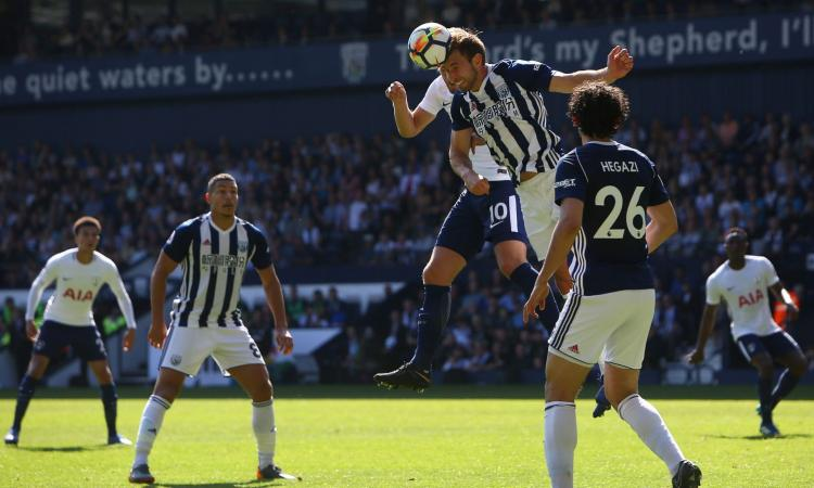 Burnley, due colpi dal West Bromwich