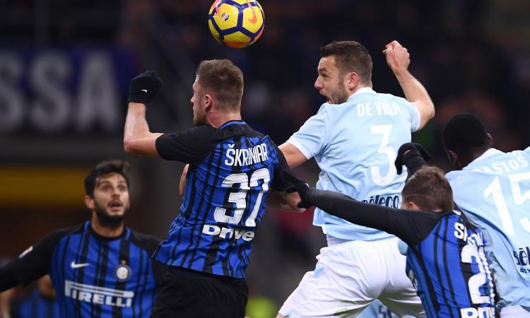 Intermania: 18 punti persi con le piccole, de Vrij decisivo per la Lazio