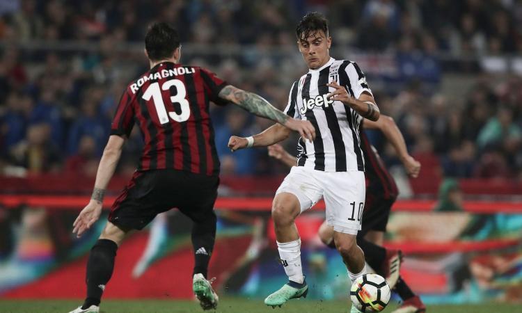 Serie A, probabili formazioni: Lukaku riposa nell'Inter, Dybala e Romagnoli a rischio panchina in Juve-Milan