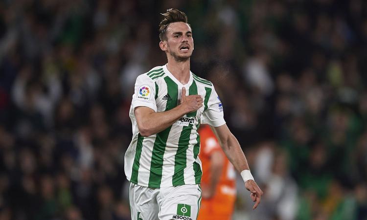 Napoli, contatti con il Betis per Fabian Ruiz
