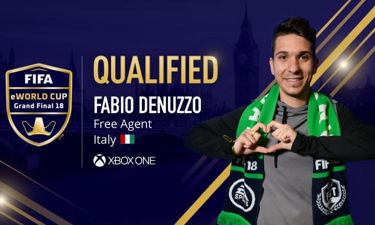 L'Italia ai Mondiali, Fabio Denuzzo si qualifica alle finali di Fifa 18: 'Ripagati i sacrifici, che rimonta! Ora la coppa'