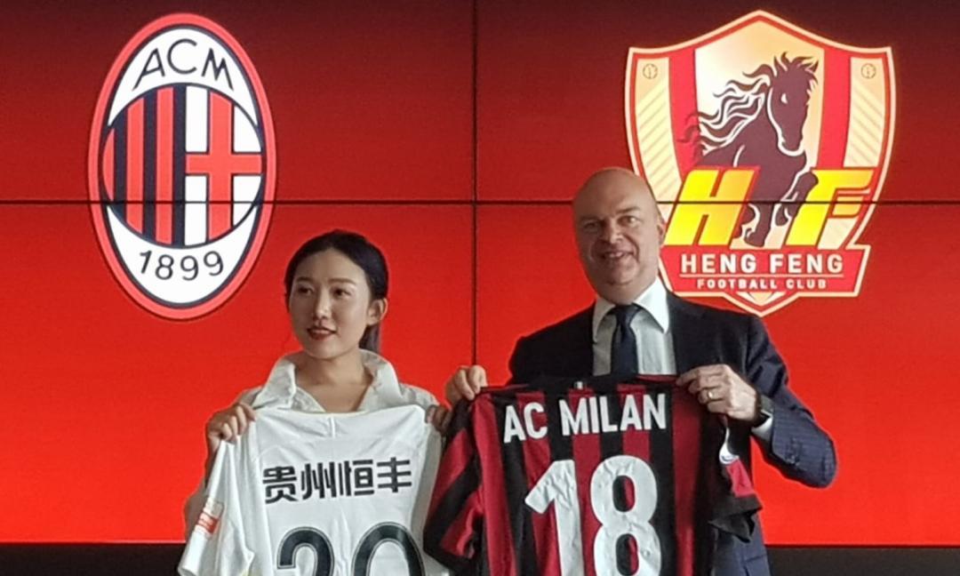 Milan, accordi cinesi e colpi di mercato geniali!