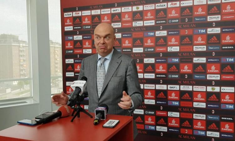 Fassone: '2-3 acquisti a prescindere da UEFA, rifinanziamento non a breve. Siamo trasparenti, ecco il nostro piano'