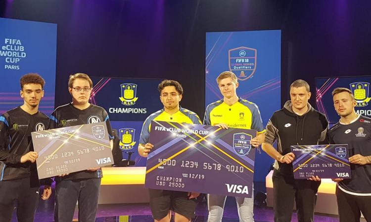 FIFA eClub World Cup: Brondby campione per il secondo anno consecutivo! IcePrinsipe e Mkers terzi