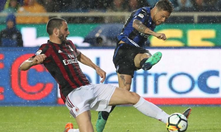 Atalanta, Gomez chiede scusa a Biglia: 'Gli auguro una pronta guarigione'