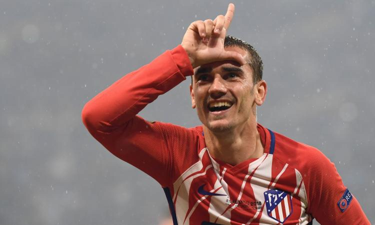 Griezmann: 'Resto all'Atletico Madrid'