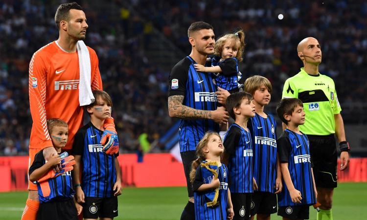 Inter-Sassuolo con 11 mila bambini: 'Via dallo stadio chi fa cori antisportivi'