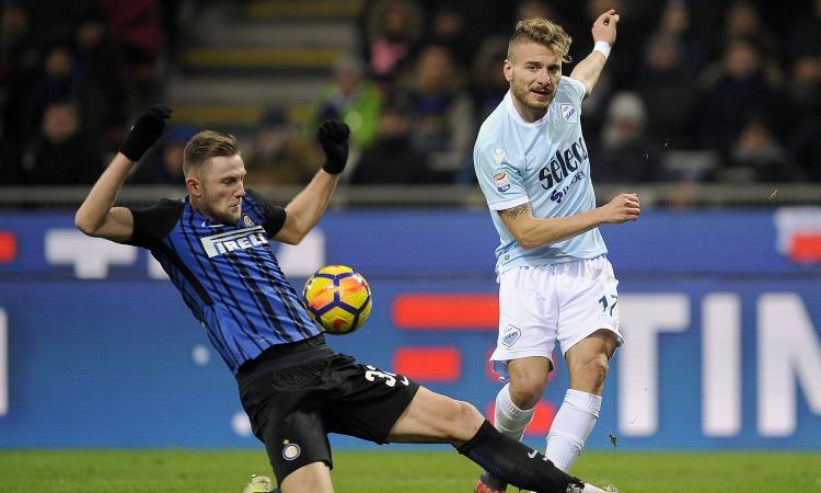 Verso Lazio-Inter: curiosità, statistiche, formazioni. Rivivi la vigilia VIDEO