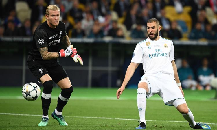 Karius come Donnarumma: due papere in finale, al Liverpool serve un portiere